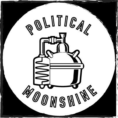 POLITICAL MOONSHINE